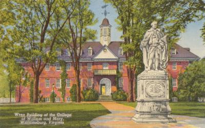 College of William and Mary, Williamsburg, Virginia