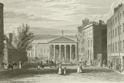 College Street-George Petrie-Giclee Print