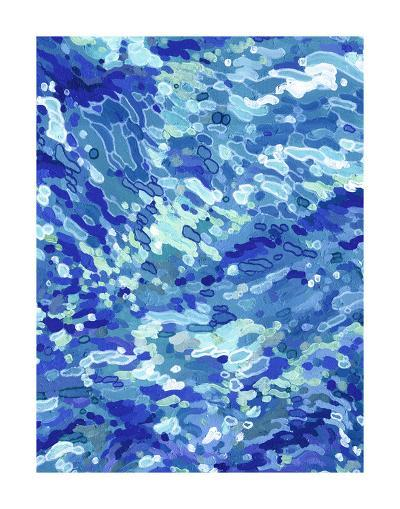 Colliding Waves-Margaret Juul-Art Print