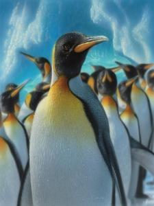 Penguin Paradise by Collin Bogle