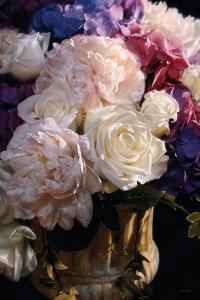 Rhapsody in Bloom - Vertical by Collin Bogle