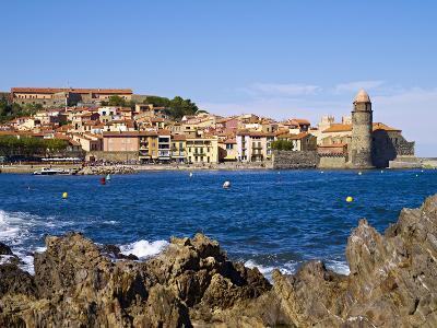 Collioure, Languedoc Roussillon, Cote Vermeille, France, Mediterranean, Europe--Photographic Print