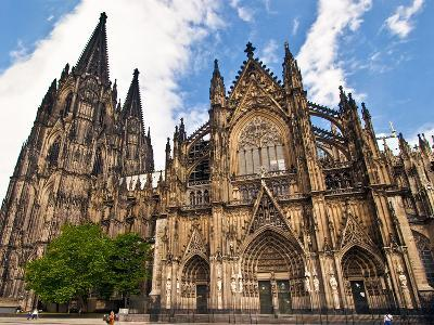 Cologne Cathedral, Cologne, Germany-Miva Stock-Photographic Print