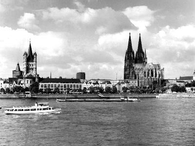 Cologne Cathedral--Photographic Print