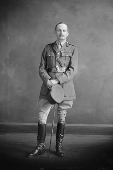 Colonel Claude Edward Dansey (1876-1947)-Harris & Ewing-Photographic Print