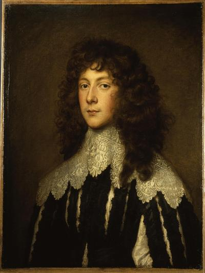 Colonel Lord Charles Cavendish-Sir Anthony Van Dyck-Giclee Print