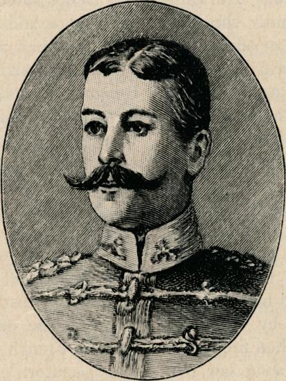 'Colonel Schiel', 1902-Unknown-Giclee Print