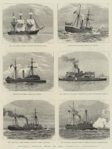 Colonial Defence Ships of the Australian Governments
