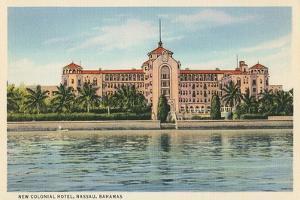 Colonial Hotel, Nassau, Bahamas