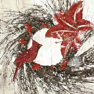Cardinal Christmas I by Color Bakery
