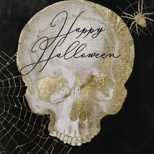 Happy Halloween Skull by Color Bakery