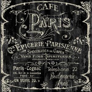 Paris Bistro VI by Color Bakery