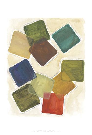 Color Bloc I-Lisa Choate-Art Print
