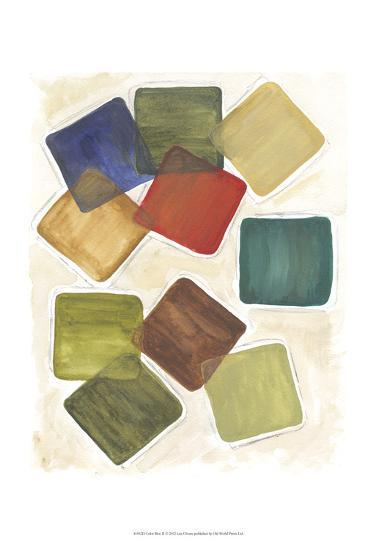 Color Bloc II-Lisa Choate-Art Print