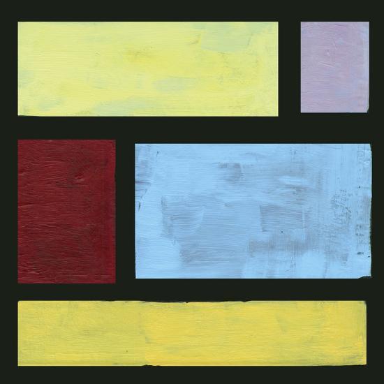 Color Block 1 Giclee Print by Summer Tali Hilty   Art com