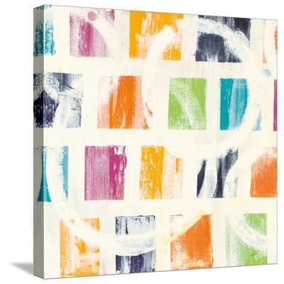 Color Block II Crop-Wild Apple Portfolio-Stretched Canvas Print