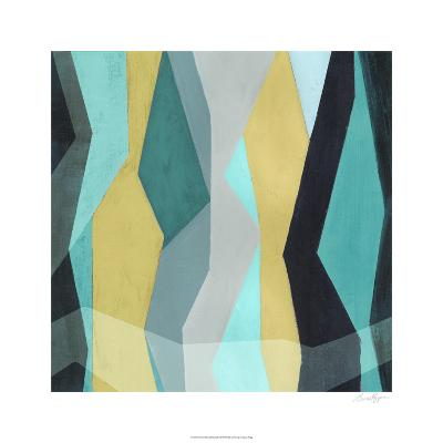 Color Block Pattern I-Grace Popp-Limited Edition