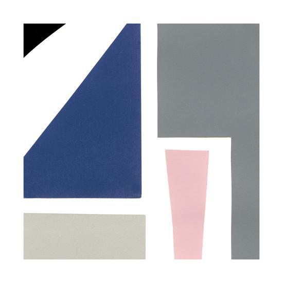 Color Blocks II-Alicia Ludwig-Art Print