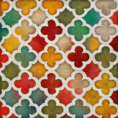 Color Burst Lattice I-Lanie Loreth-Premium Giclee Print