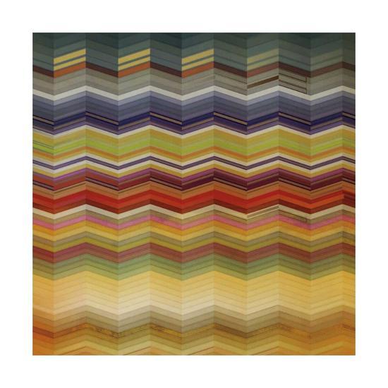 Color & Cadence I-Noah Li-Leger-Giclee Print