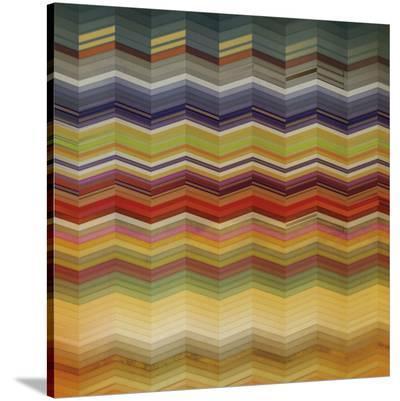 Color & Cadence I-Noah Li-Leger-Stretched Canvas Print