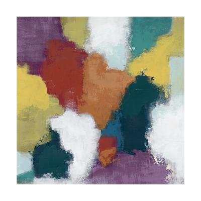 Color Cascade II-June Erica Vess-Art Print