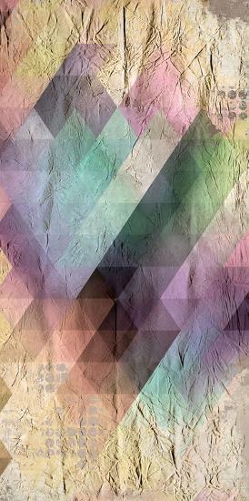 Color Code 1b-Kimberly Allen-Art Print