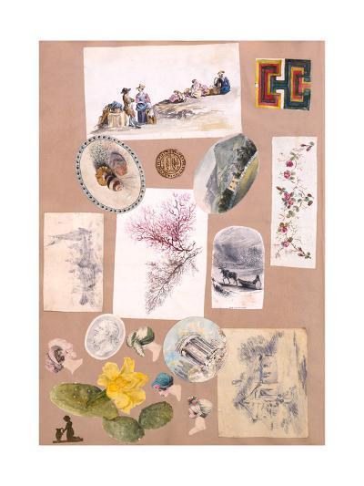 Color Collage--Art Print