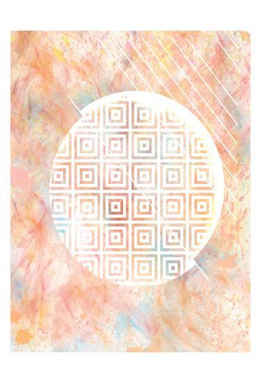 Color Design 1-Kimberly Allen-Art Print
