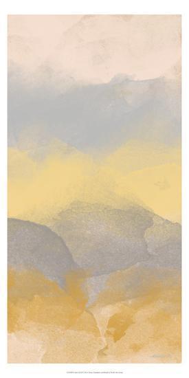 Color Fall II-Alonzo Saunders-Art Print