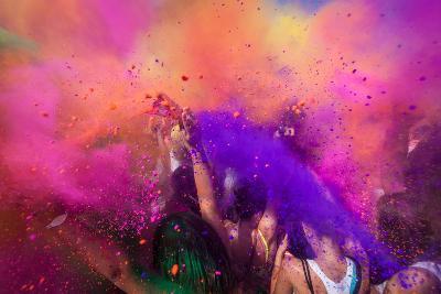 Color Festival-Adam Filipowicz-Photographic Print
