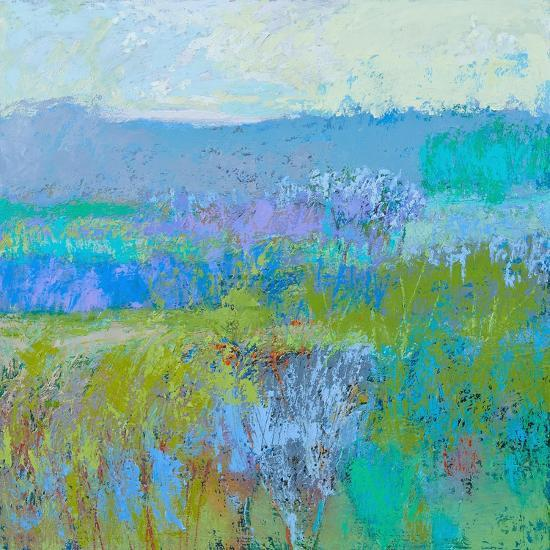 Color Field 41-Jane Schmidt-Art Print
