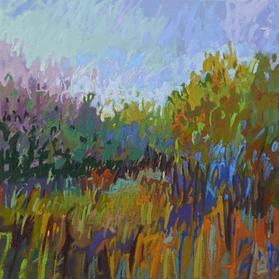 Color Field 62-Jane Schmidt-Art Print