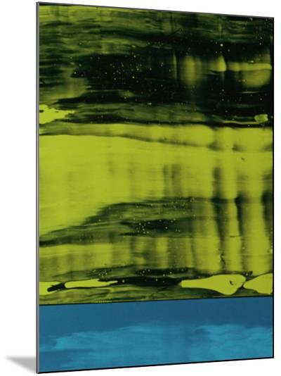 Color Field F-GI ArtLab-Mounted Print
