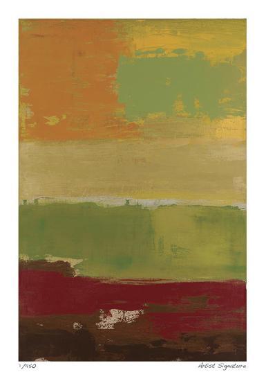 Color Field V-David Morico-Giclee Print