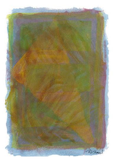 Color Fusion II-Strammel-Art Print
