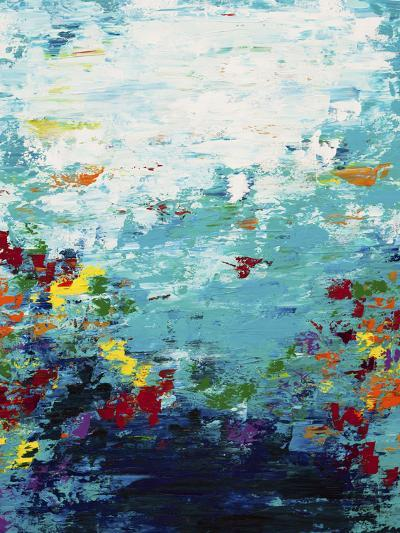 Color Garden 3-Hilary Winfield-Giclee Print