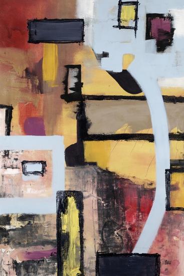 Color Guard-Tyson Estes-Giclee Print