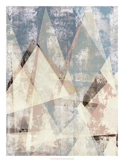 Color Juxtapose I-Jennifer Goldberger-Art Print