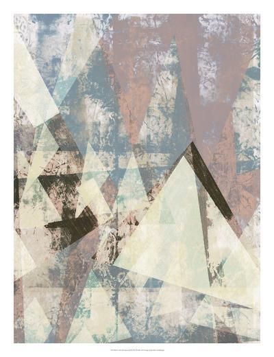 Color Juxtapose II-Jennifer Goldberger-Art Print