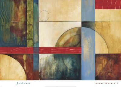 Color Matrix I-Judeen-Art Print