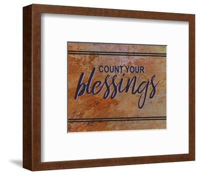 Count Your Blessing-Brown