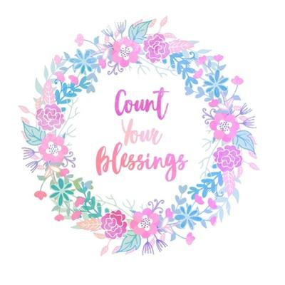 Count Your Blessing-Pastel