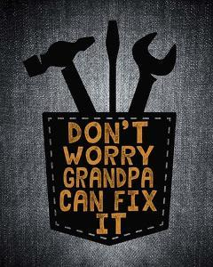 Don't Worry In Black by Color Me Happy