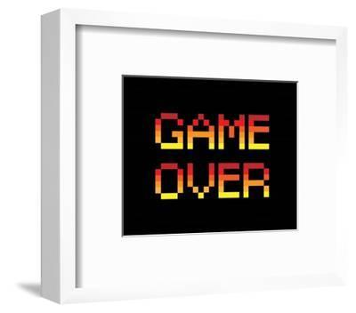 Game Over - Red