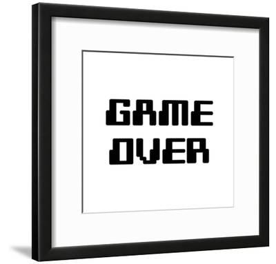 Game Over - White