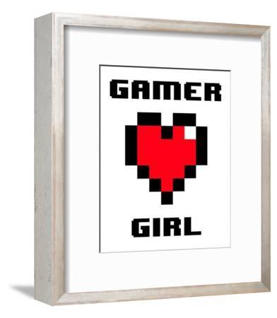Gamer Girl - White