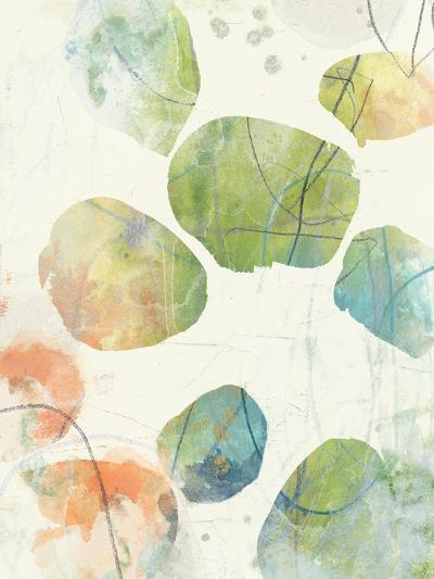 Color Motion III-June Vess-Art Print