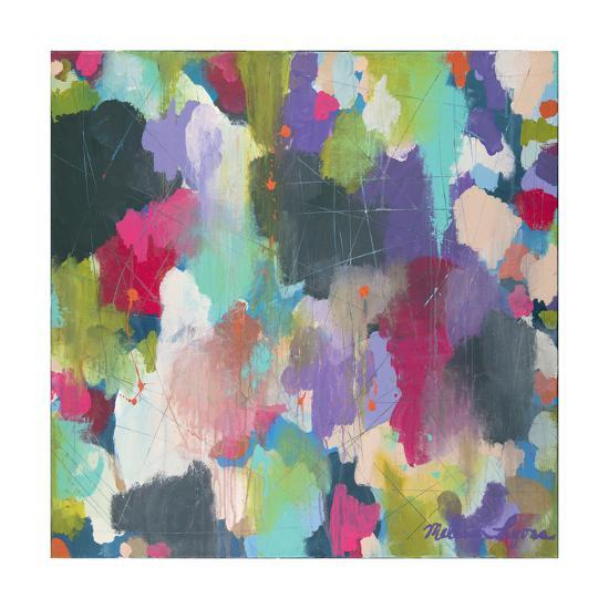 color mush art print by melissa lyons art com