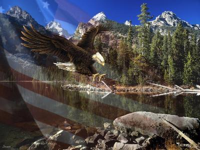 Color of Glory-Gordon Semmens-Giclee Print